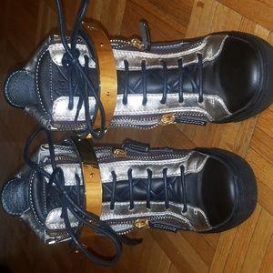 Giuseppe Zanotti Lorenz Wedge Sneaker
